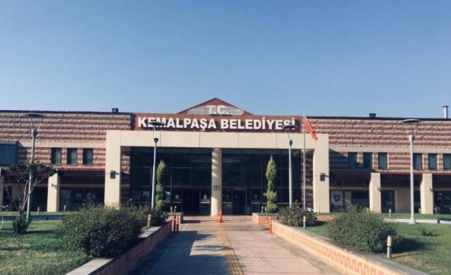 Kemalpaşa Belediyesinde korona virüsü paniği: 30 personele izin verildi