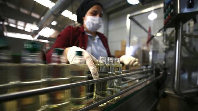 Kolonya ihracatında rekor kırıldı