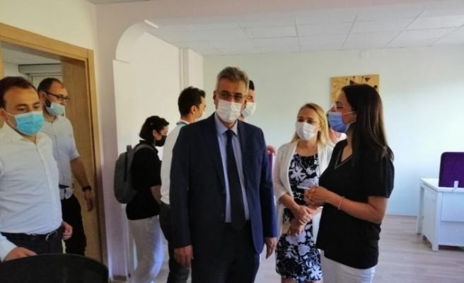 Korona virüs salgınına karşı psikolojik destek genişliyor