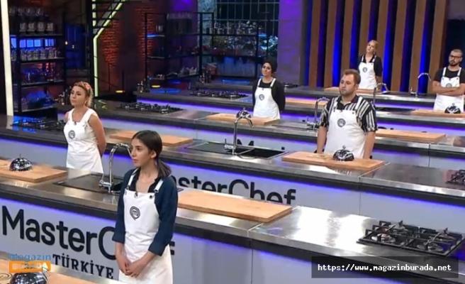 MasterChef Türkiye'de Ana Kadroya Giren İlk Yarışmacı Kim Oldu?