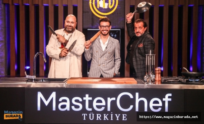 MasterChef Türkiye'ye Sosyal Medyadan İfşa!