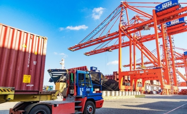 Mersin Limanı'nda hız ihlaline karşı elektronik takip sistemi