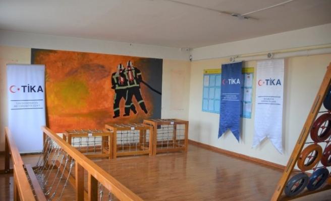 Moğolistan'da Acil Durum ve Afet Yönetimine destek