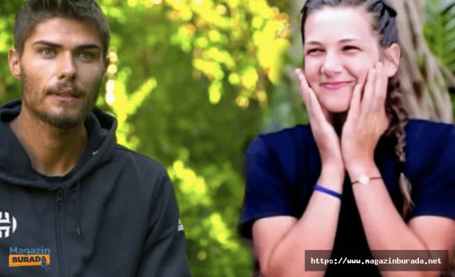 Nisa Bölükbaşı ve Barış Murat Yağcı'dan Olay Poz