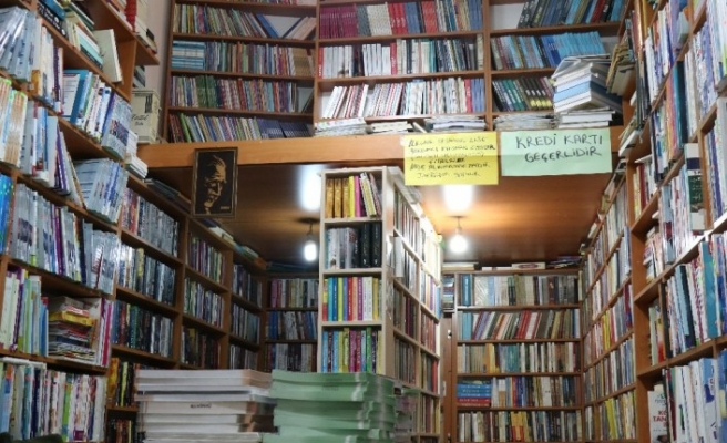Pandemi süreci kitap satışlarını da etkiledi