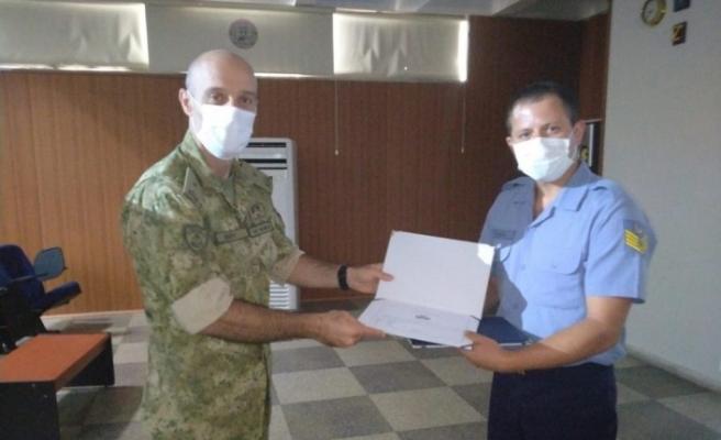 -Paraşütlü Arama Kurtarma Timinin astsubayları ilk atlayışını gerçekleştirdi