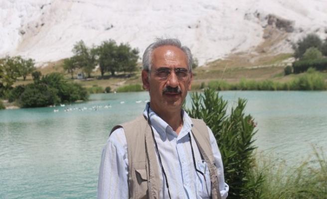 """Prof. Dr. Kumsar: """"Denizli'de beklenen büyük deprem Pamukkale Travertenleri'ne zarar verecek"""""""