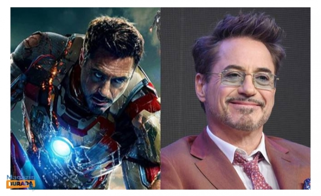 Robert Downey'in Bodrum Sefası
