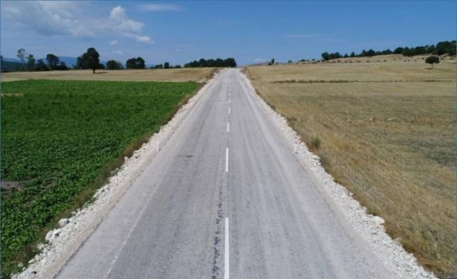 Samsun'da 687 milyon TL'lik karayolu yatırımı devam ediyor