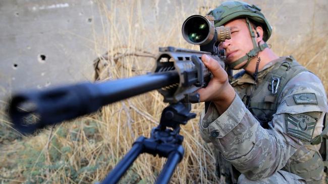 Savunmanın devleri arasında 7 Türk