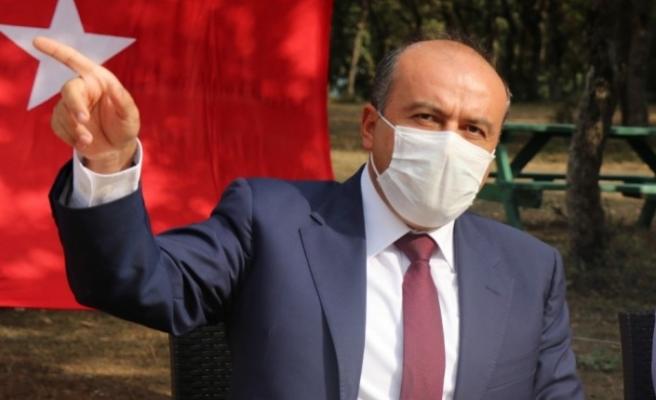 """Tarım ve Orman Bakan Yardımcısı Metin: """"Barajlarda doluluk oranı yüzde 76 seviyesinde"""""""