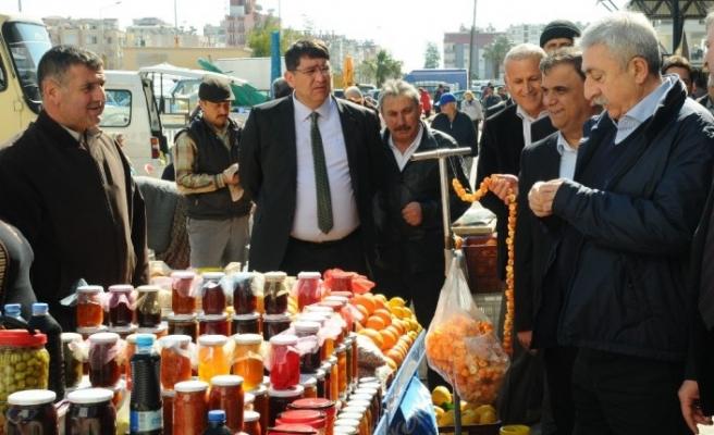 """TESK Genel Başkanı Palandöken: """"Kışlık hazırlıklar sağlığımızın ve cebimizin dostu"""""""