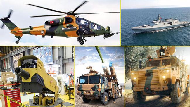 Türk savunma şirketleri 'Defense News Top 100' listesine damga vurdu! Savunmanın 7 devi