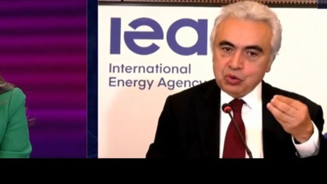 """""""Türkiye'nin doğalgaz pazarlık gücünü arttıracak"""""""
