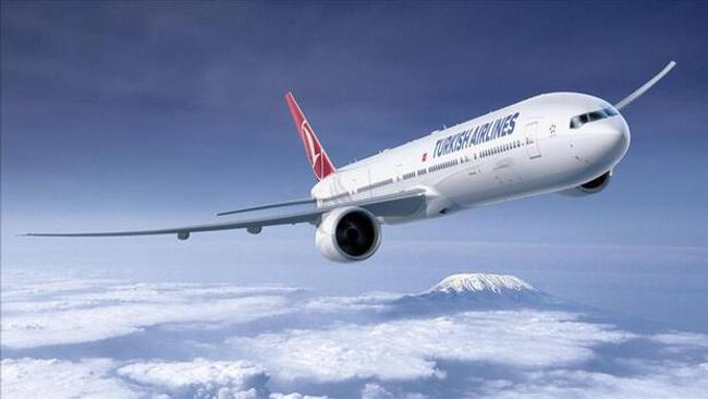 Türkiye'nin turizm destinasyonlarına iki ayda 6 milyondan fazla yolcu uçtu