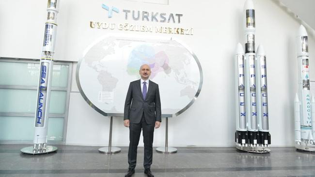 Türksat 5A 2020'nin son çeyreğinde gönderilecek