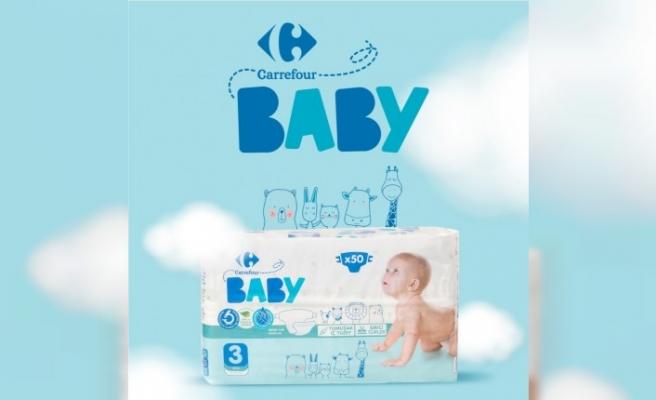 Uluslararası standartlarda yeni bebek bezi