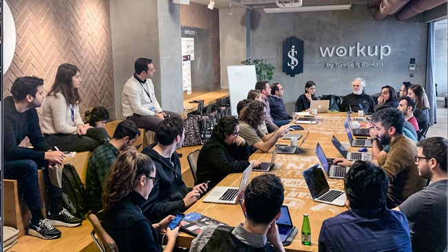 Workup'ta yeni dönem 18 ekip ile başlıyor