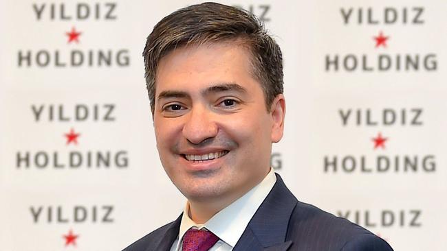 Yıldız Holding'de üst düzey atama