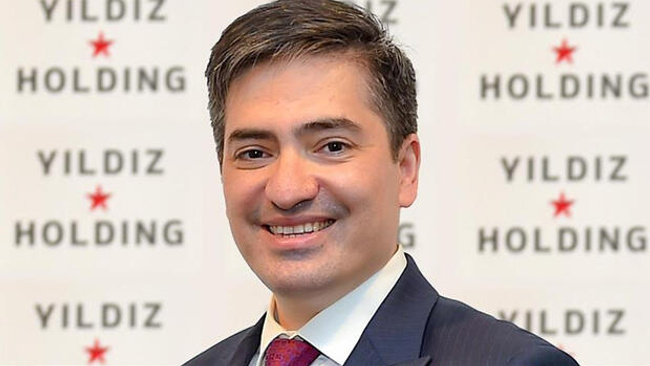 Yıldız Holding Mali İşler Başkanlığı'na yeni atama