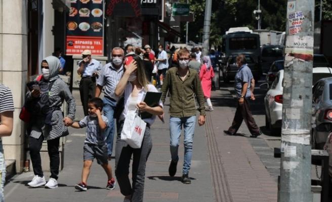 Zonguldak'ta koronavirüs gölgesinde bayram hazırlıkları