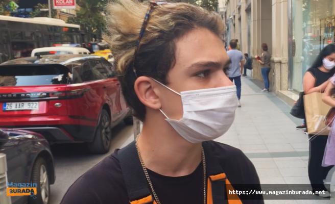 16 Yaşındaki Şarkıcı Alper Erözer Türkiye'deki Popçuları Eleştirdi