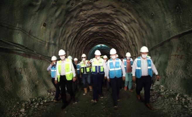 600 metresi kazılan tünel Kocaeli'yi İstanbul'a bağlayacak