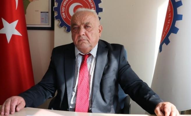 Acı haberi Başkan Mustafa Sarıoğlu açıkladı