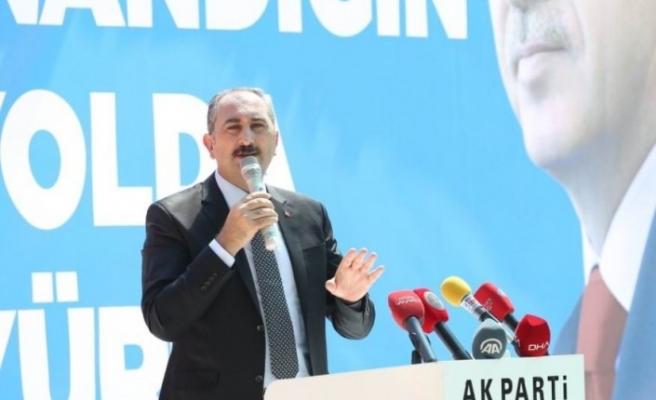 Adalet Bakanı Gül'den yeni adli yıl hakkında açıklamalar