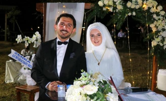 AFAD Sakarya İl Müdürünün oğluna ilginç düğün hediyesi