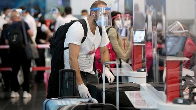 Ağustos ayında havayolu ile yaklaşık 9,6 milyon yolcu taşındı!