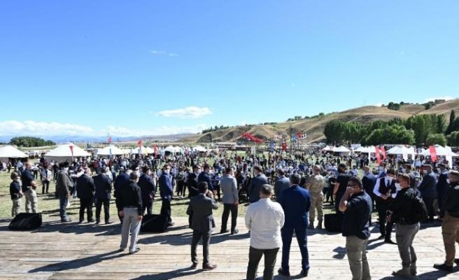 Ahlat'ta Malazgirt Zaferi kutlamaları başladı