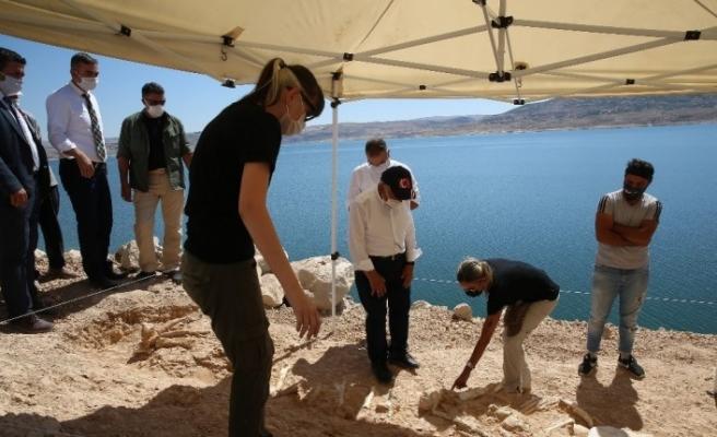 Anadolu'nun göbeğinde 'fosil' hazinesi