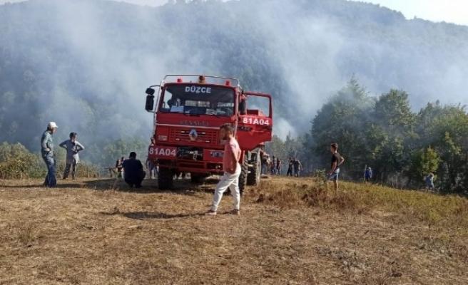 Anız yangınları orman yangınına dönüşmesin