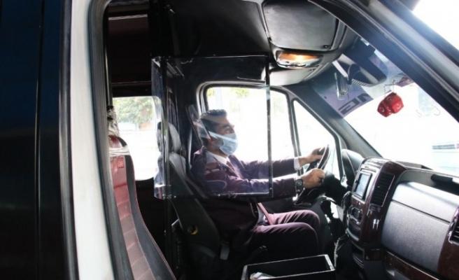 Ankara'da toplu taşımada 'şeffaf kabin' dönemi