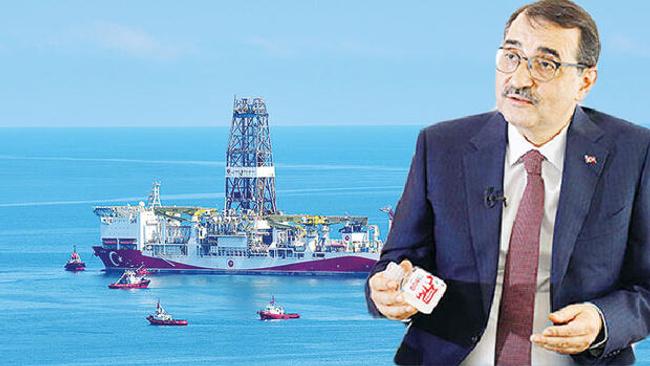 Bakan Dönmez doğalgaz keşfini değerlendirdi: 'Türkiye için dönüm noktası'