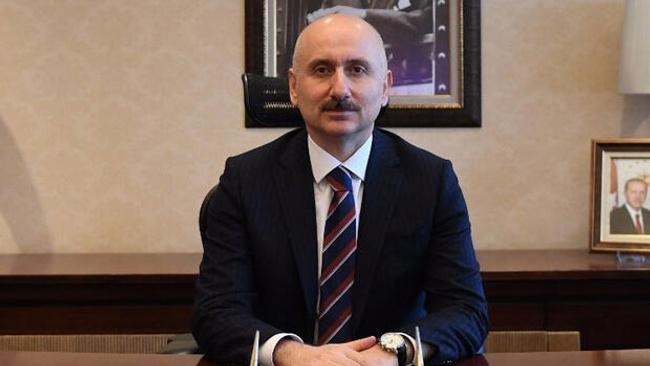 Bakan Karaismailoğlu'dan önemli Trabzon-Erzincan Demiryolu açıklaması
