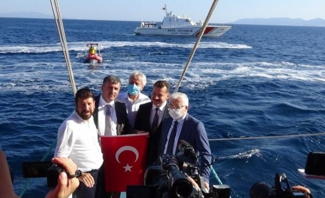 Balıkesir Büyükşehir Belediyesi'nden Yunan sınırında deklarasyon