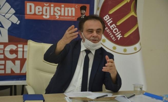 Başkan Şahin, BEBKA'yı sert bir dille eleştirdi