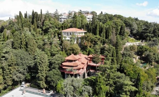 Bruno Taut'un villası 95 milyon TL'ye satışa çıktı