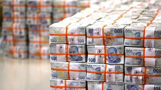 Bütçe ağustosta 28,2 milyar lira fazla verdi