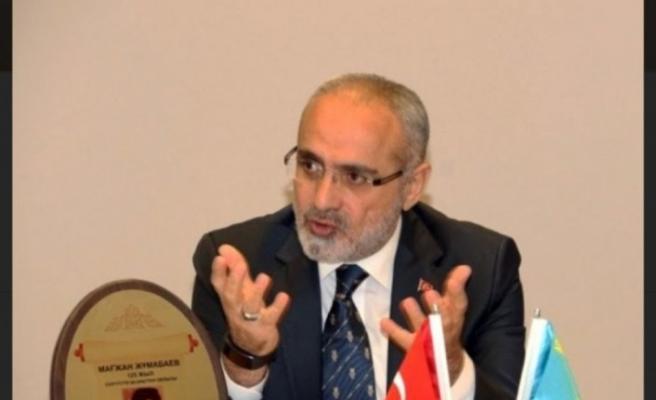 Cumhurbaşkanı Başdanışmanı Topçu, Lİter Gazetesine konuştu
