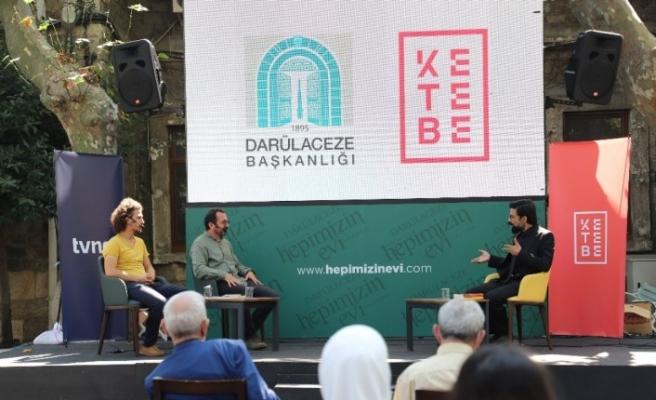 Darülaceze'de Dünya Okuma Günü kutlandı