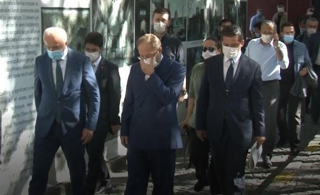 Diyanet İşleri Başkanı Erbaş Kariye Camii için tarih vermedi