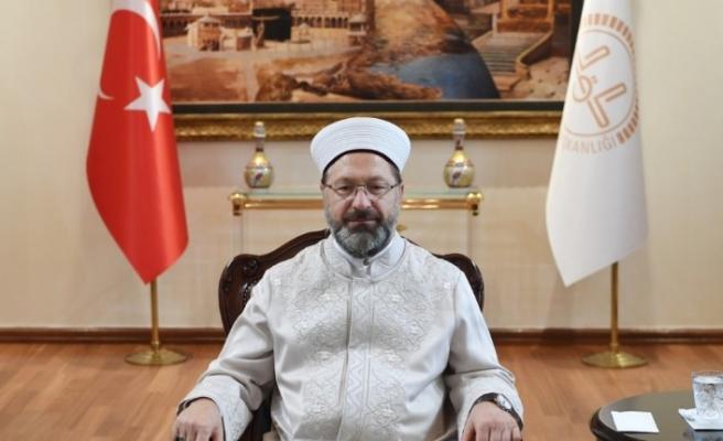 """Diyanet İşleri Başkanı Erbaş: """"Türkiye ve Pakistan halkının birbirlerine olan muhabbetleri hiç eksilmeden devam edecektir"""""""
