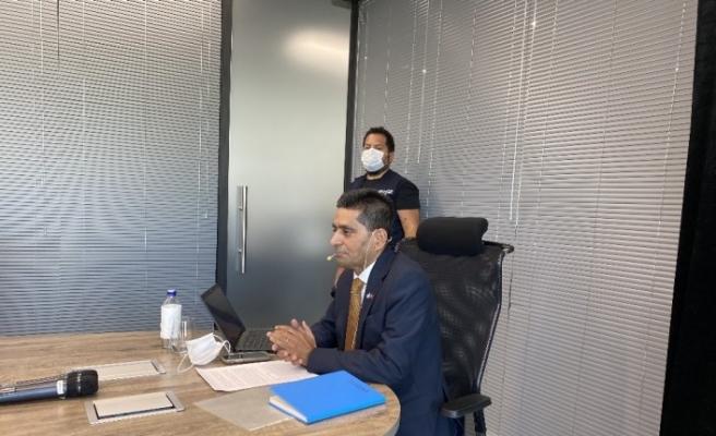 DSÖ Coğrafi Ayrık Ofisi İstanbul'da açıldı