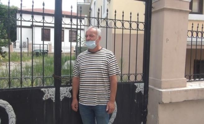 Edirne'de tarihi eski İtalyan Kilisesi binası ilgi bekliyor
