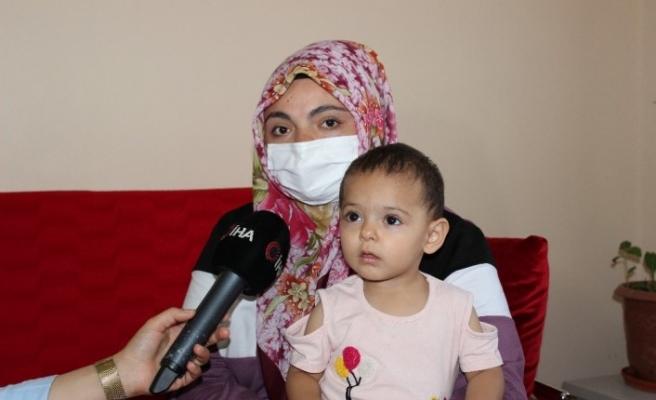 Erken evlilik mağduru çocuklar Cumhurbaşkanı Erdoğan'a seslendi