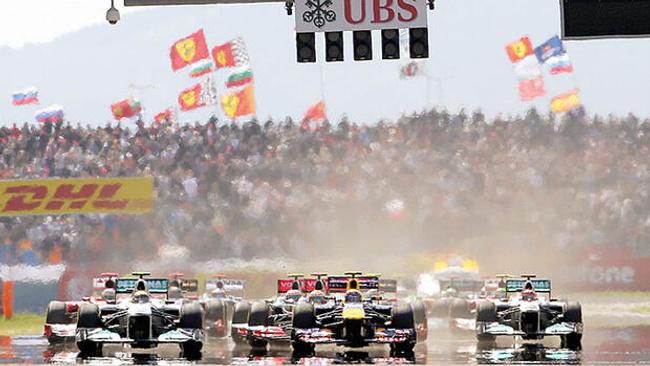 F1 biletleri 2.5 saatte tükendi