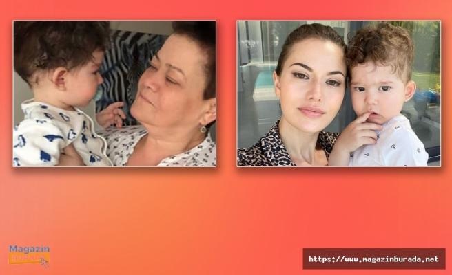 Fahriye Evcen'in Annesinin Gençlik Karesi Sosyal Medyada Gündem Oldu!